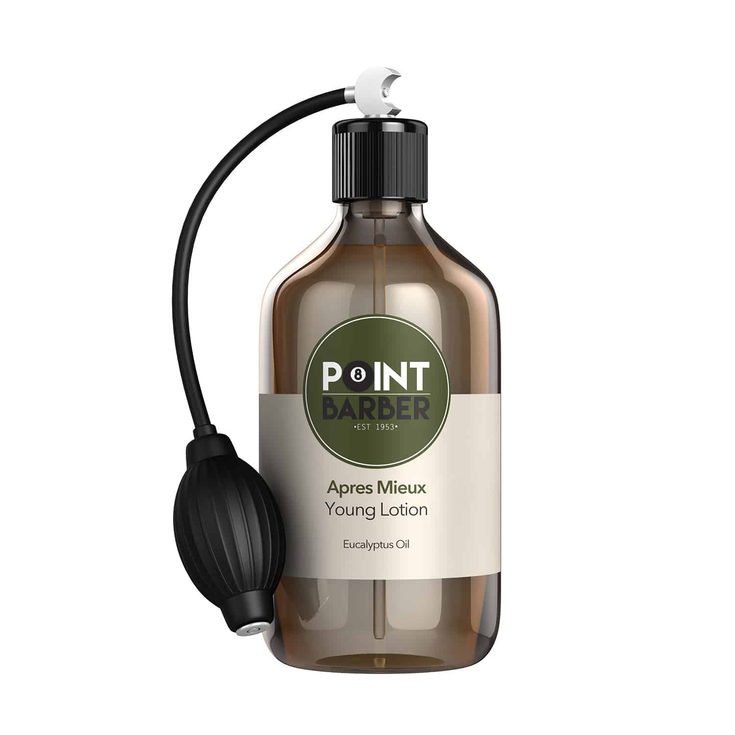 After shave Point Barber Apres Mieux Young 500 ml