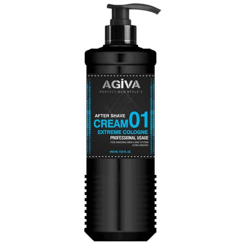 After shave cremă Agiva After Cream Cologne Extreme