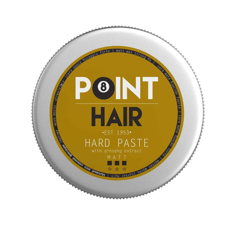 Ceară de păr Point Barber Hard Paste 100 ml