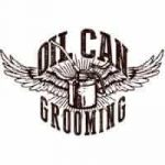 Oil-can-grooming-logo