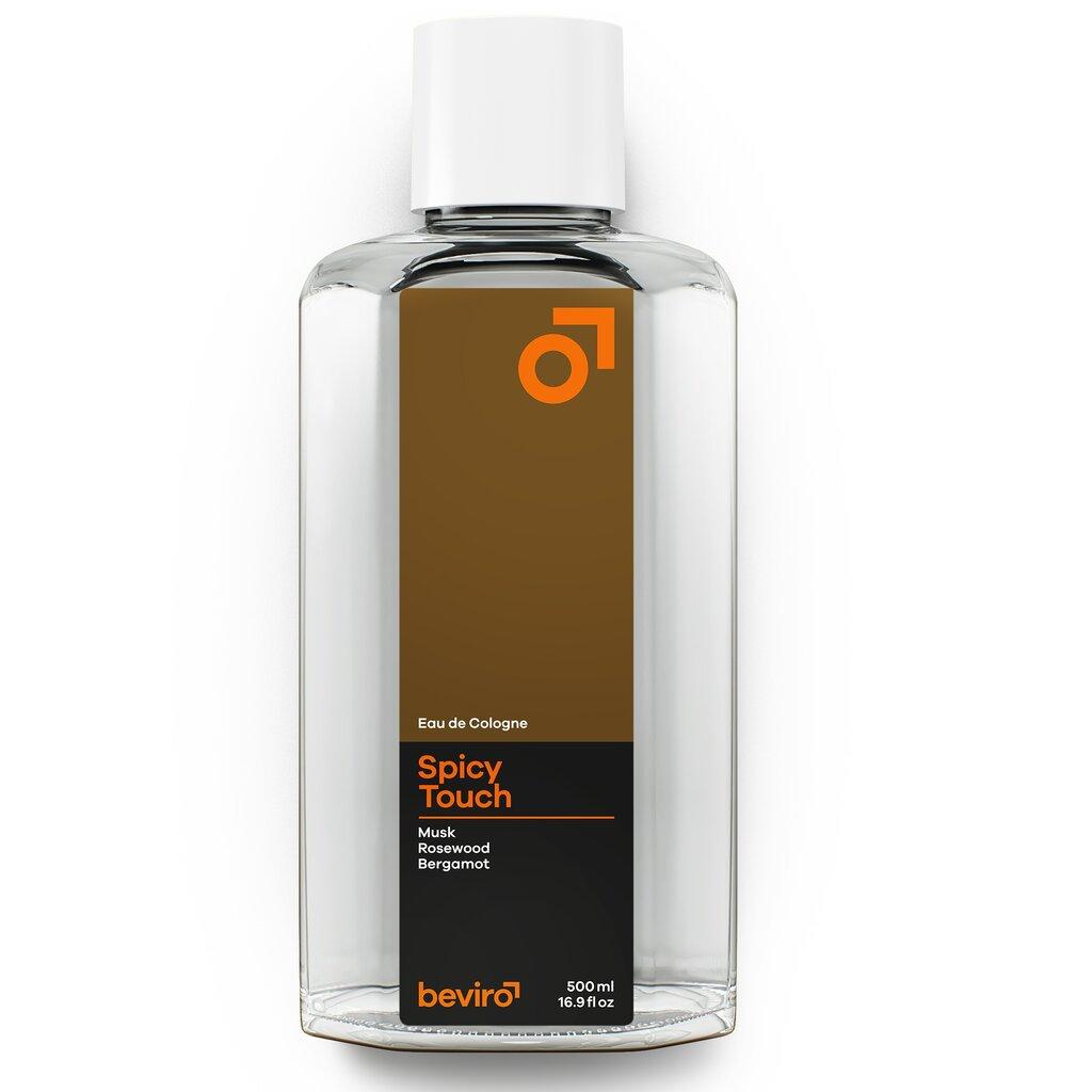 Apă de colonie Beviro Spicy Touch 500 ml