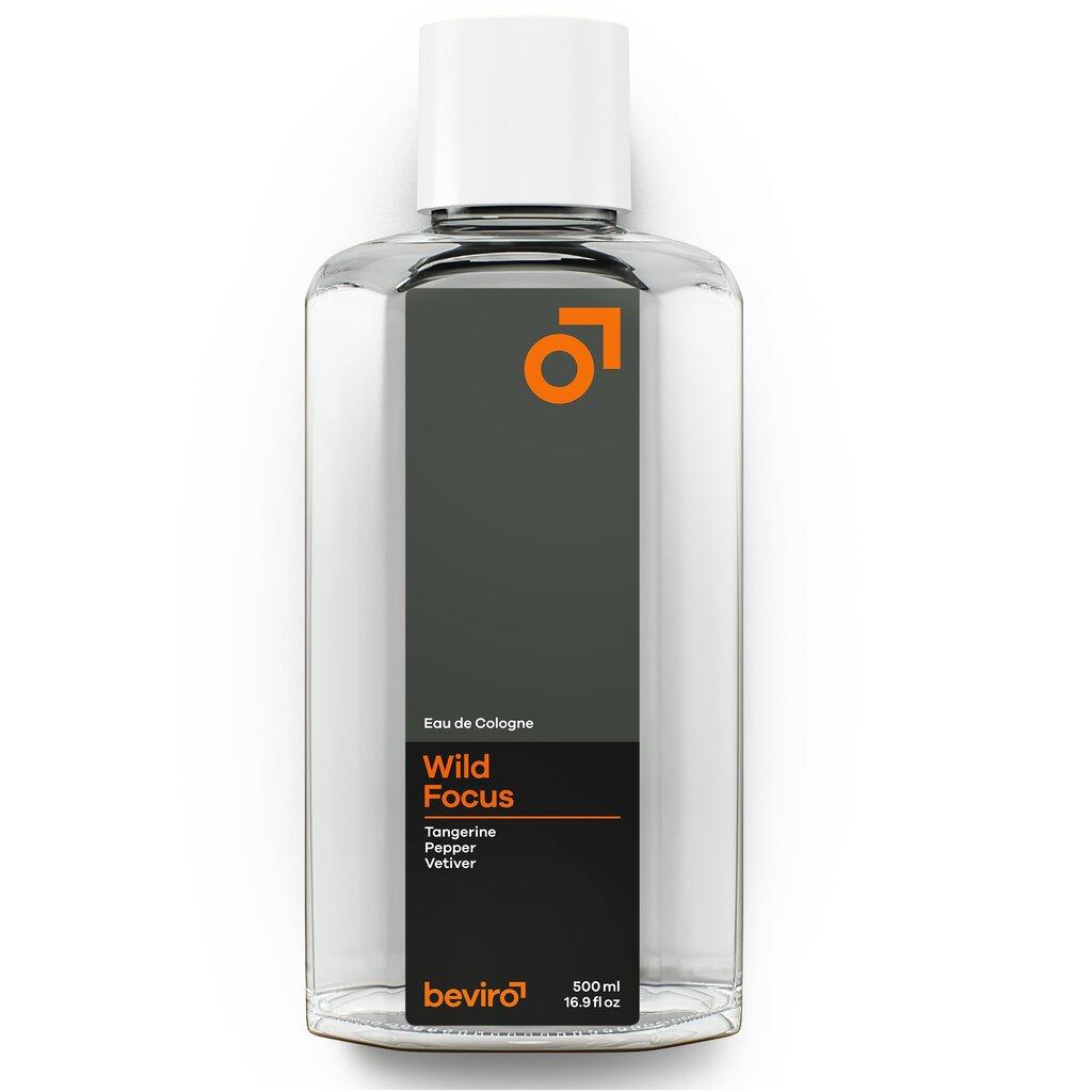 Apă de colonie Beviro Wild Focus 500 ml