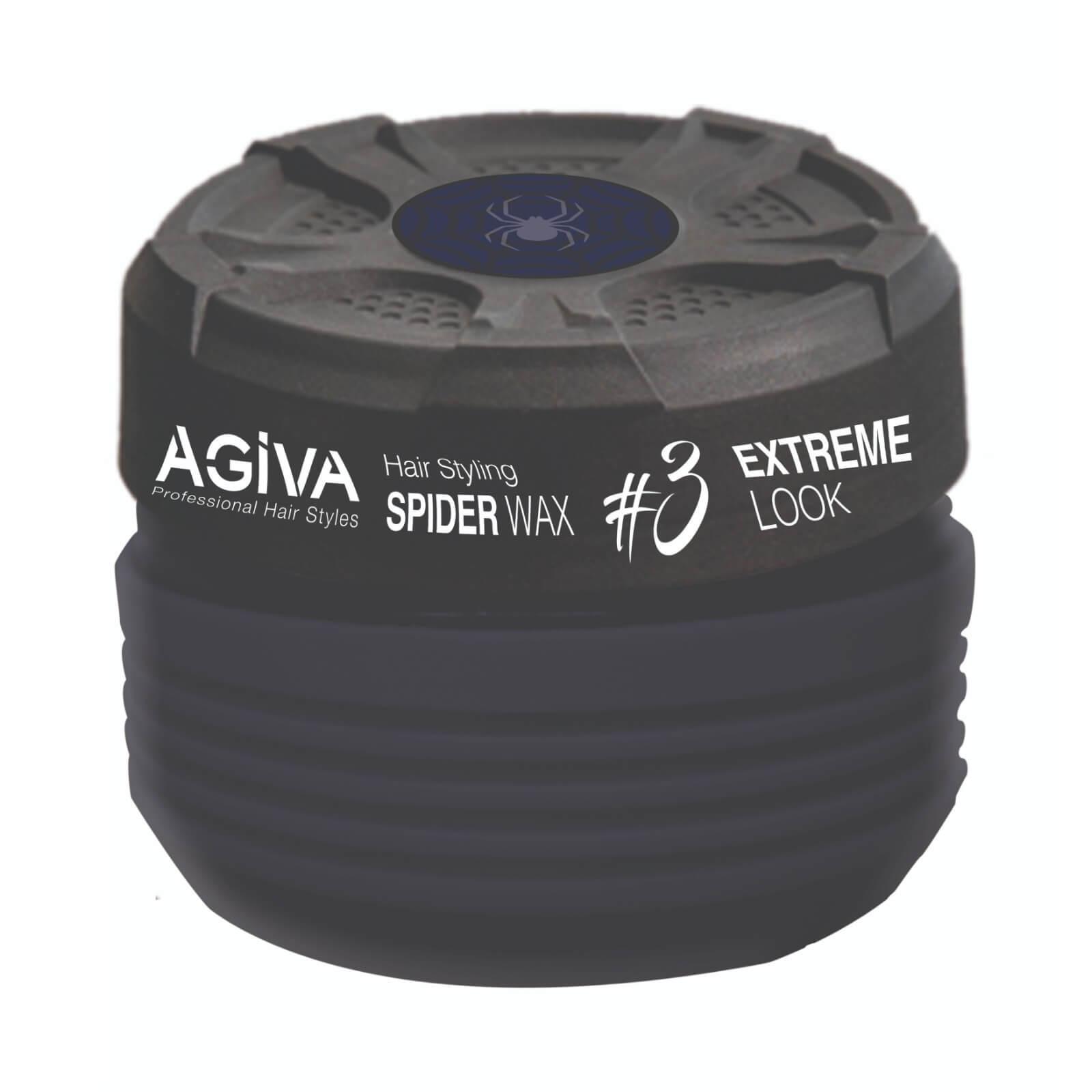 Ceara de par Agiva Spider Wax 03 Extreme Look 175 ml